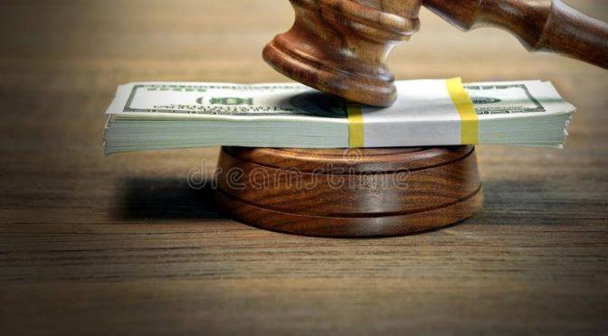 RAPORT przypadków sądowo-prokuratorskiego bezprawia